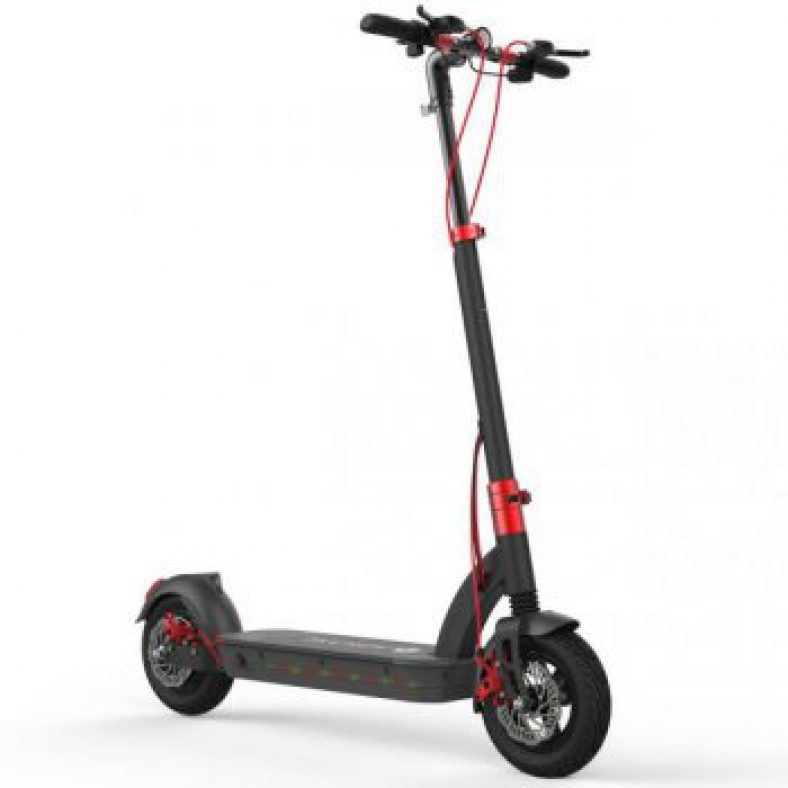 EXCLUSIVE 11.11 - Aerlang H6 500W 48V 17.5A Folding Electric Scooter