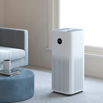 [EU stock - CZ] Xiaomi Mijia Air Purifier Pro H White OLED Touch Display Mi Home APP Control 600m3/h Particle CADR