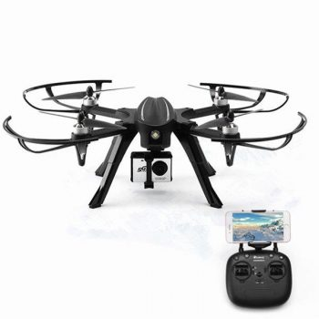 [EU stock - ES] Eachine EX2H Brushless WiFi FPV With 1080P HD Camera Altitude Hold RC Drone Quadcopter RTF
