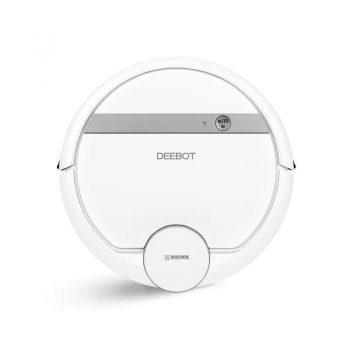 [EU stock - CZ] ECOVACS DEEBOT DE55 Robot Vacuum Cleaner Smart Moping APP Remote Control, 100min Working Time