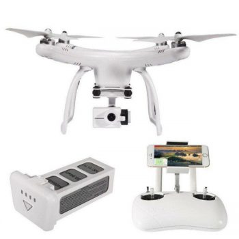 Upair One Plus APP Control WIFI FPV With 12MP 2.7K HD Camera 2-Axis Gimbal Brushless RC Drone Quadcopter RTF