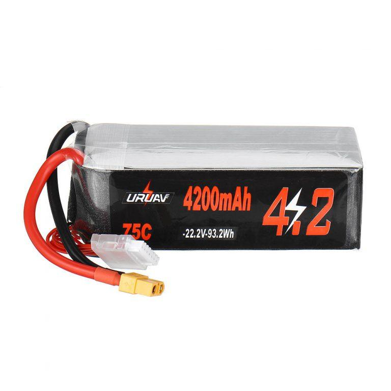 ACE RFLY 22.2V 5300mAh Lipo Battery