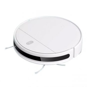 [EU stock - CZ] Xiaomi Mijia G1 2 in 1 2200pa Sweeping Mopping Robot Vacuum Cleaner Wifi Smart Planned Clean, 4-gear Adjust, 3 Filters, Slim Body