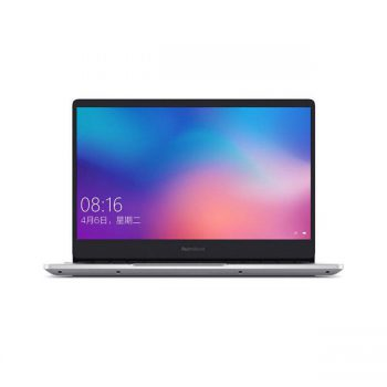 Xiaomi RedmiBook Laptop 14.0 inch AMD R5-3500U Radeon Vega 8 Graphics 8G DDR4 256G SSD Notebook - Silver
