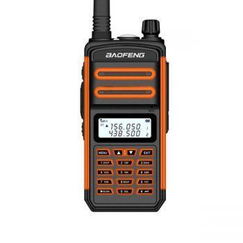 BAOFENG BF-S5plus 18W IP67 UV Dual Band Handheld Radio Walkie Talkie