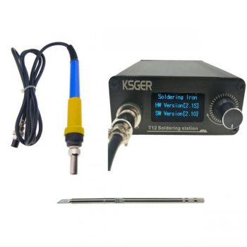 V2.1S T12 Digital Temperature Controller Soldering Station