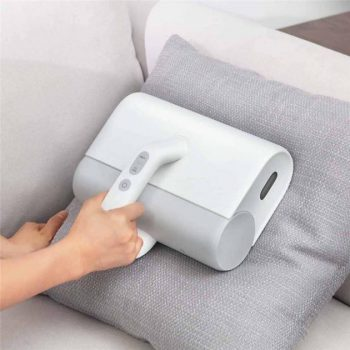 [EU stock - CZ] Xiaomi Mijia Cordless Mattress Vacuum Cleaner Ultraviolet Light 85000rpm 16000Pa Powerful Suction Brushless Motor Mites Removal Vacuum Cleaner