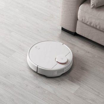 Xiaomi Mijia STYTJ02YM 2 in 1 Robot Vacuum Mop Vacuum Cleaner Sweeping Mopping 2100pa Wifi Smart Planned Clean Mi Home APP