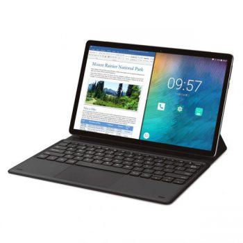 [EU stock - ES] Teclast M16 Helio X27 Deca Core Processor 4GB RAM 128GB ROM 11.6 Inch Android 8.0 Tablet PC with Keyboard