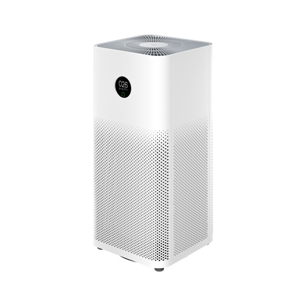 [EU stock - CZ] Xiaomi Mijia Air Purifier 3/3H OLED Touch Display Mi Home APP Control High Air Volume Efficient Removal of PM2.5 Formaldehyde