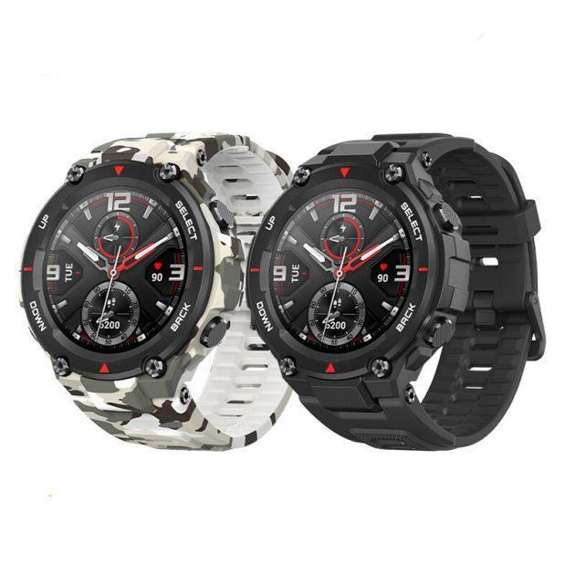 [EU stock - ES] Amazfit T-Rex AMOLED Smart Watch Global Version