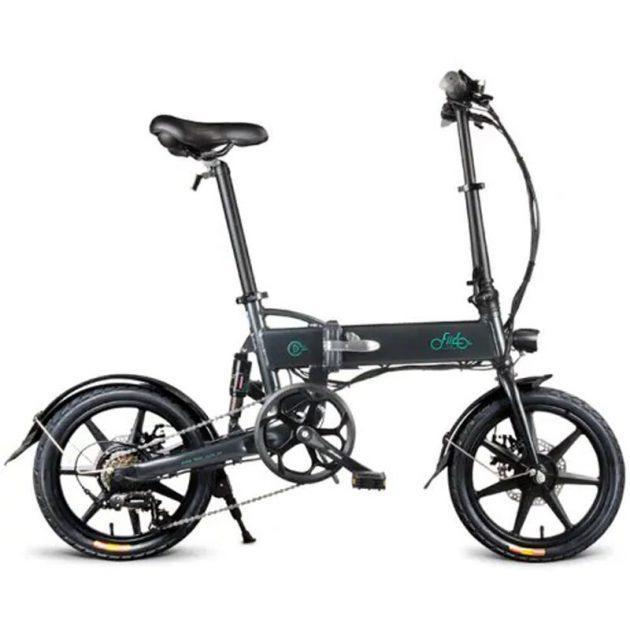 [EU stock - UK] FIIDO D2S Shifting Version 36V 7.8Ah 250W 16 Inches Folding Moped Bicycle 25km/h Max 50KM Mileage Electric Bike