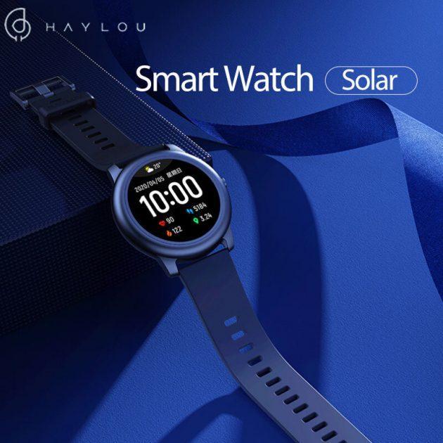 Haylou Solar LS05 Smart-Watch