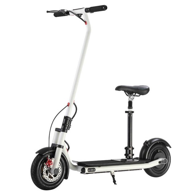 [EU stock - CZ] NEXTDRIVE N-7 300W 36V 7.8Ah Foldable Electric Scooter With Saddle