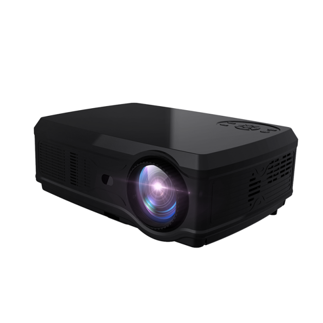 [EU stock - CZ] POWERFUL Full HD Projector SV-358 1920*1080P LED Android 7.1 2G+16G Wifi Bluetooth support 4K Home Cinema Beamer