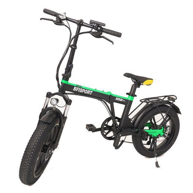 [EU stock] RICH BIT TOP-730 48V 250W 8Ah 20inch Folding Moped Electric Bike