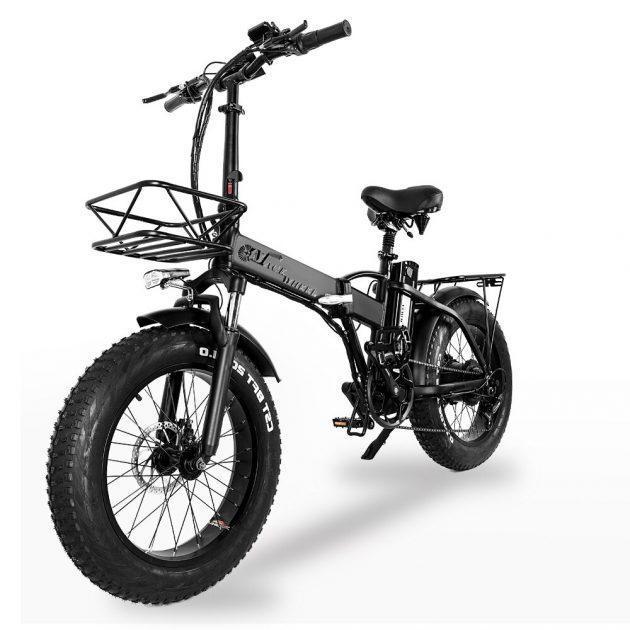 [EU stock - UK] CMACEWHEEL GW20 48v 15Ah 750W 20in Folding Electric Bike