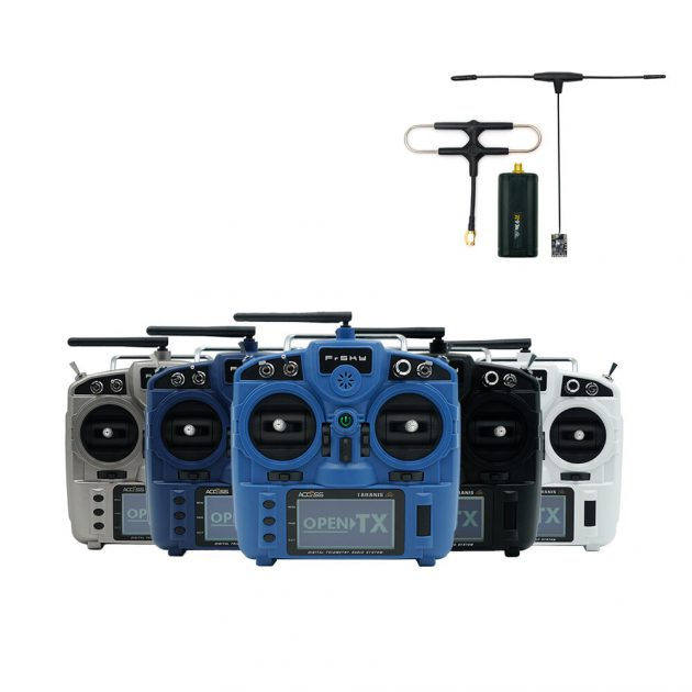 FrSky Taranis X9 Lite 24CH ACCESS ACCST D16 Transmitter with R9M Lite 900MHz Long Range Module and R9 MX OTA ACCESS Receiver Combo