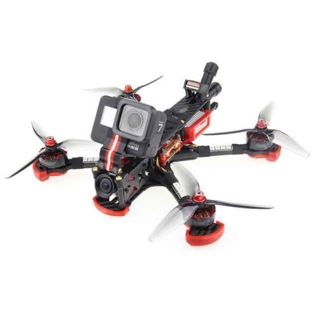 HGLRC Setor 5 V3 6S Freestyle FPV Racing Drone DJI HD Version PNP/BNF Zeus F722 w/DJI Air Unit 2306.5 1900KV Motor