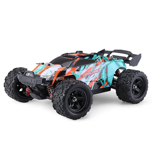 HS 18322 1/18 2.4G 4WD 36km/h RC Car Model Proportional Control RTR Vehicle