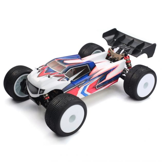 LC Racing EMB-1HK 2.4G 1/14 4WD Brushless High Speed RC Car Vehicle Kit Without Electric Parts