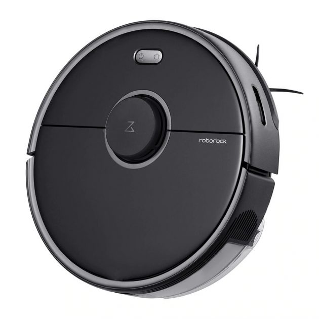 [EU stock - CZ] Roborock S5 Max Laser Navigation Robot Wet and Dry Vacuum Cleaner 2000Pa from Xiaomi Youpin