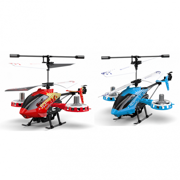 UDIRC D28 4.5CH RC Helicopter RTF Anti-collision