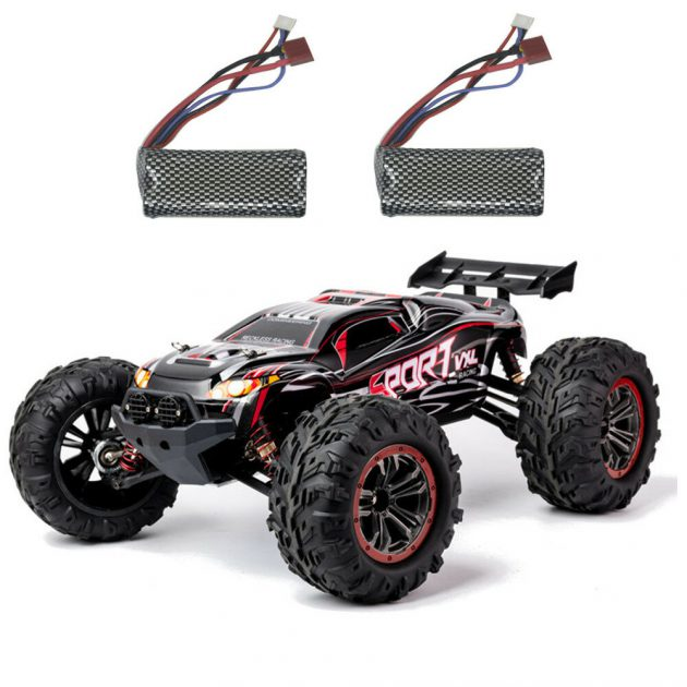 XLF X03 Two Battery Version RTR 1/10 2.4G 4WD 60km/h Brushless RC Car