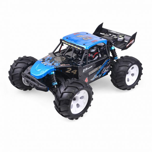 ZD 16427 Racing 1/16 2.4G 4WD Electric Brushless Truck RTR RC Car