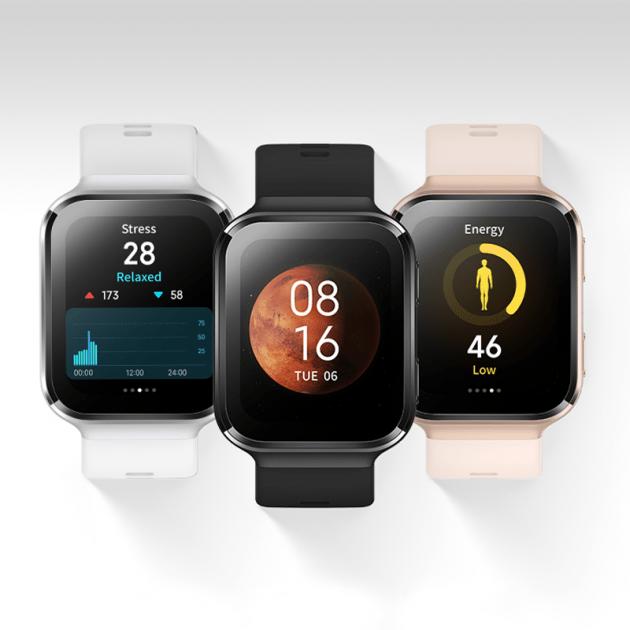 70mai Saphir Smart Watch From Xiaomi Eco-system