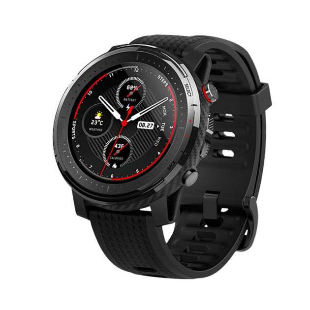 Amazfit stratos 3 GPS+GLONASS Smart Watch