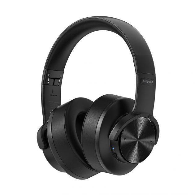 BlitzWolf BW-HP2 bluetooth V5.0 Headphone Wireless Headset