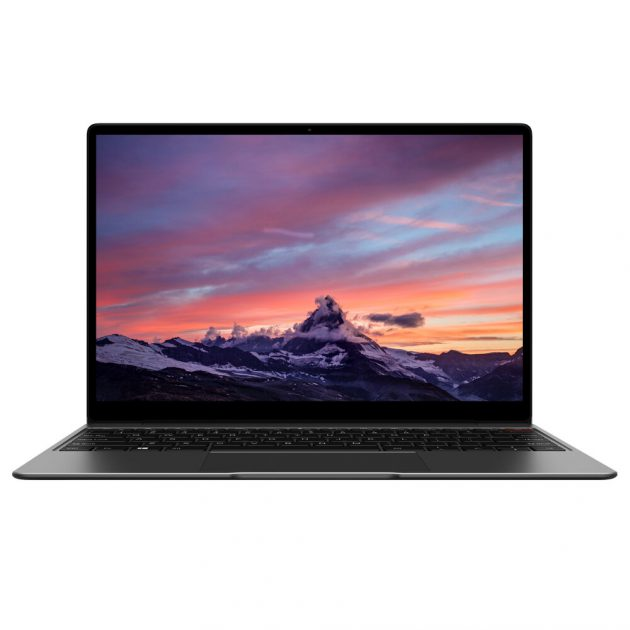 CHUWI CoreBook Pro 13 inch 2K IPS Screen Intel Core i3-6157U 8GB DDR4 RAM 256GB NVMe SSD 46Wh Battery Full-featured Type-C Backlit Notebook