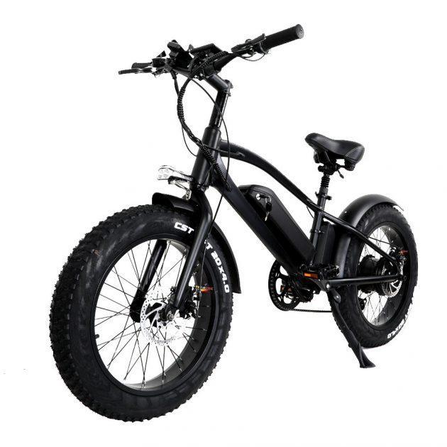 [EU stock - UK] CMACEWHEEL T20 Double Battery 10Ah 750W Electric Bike