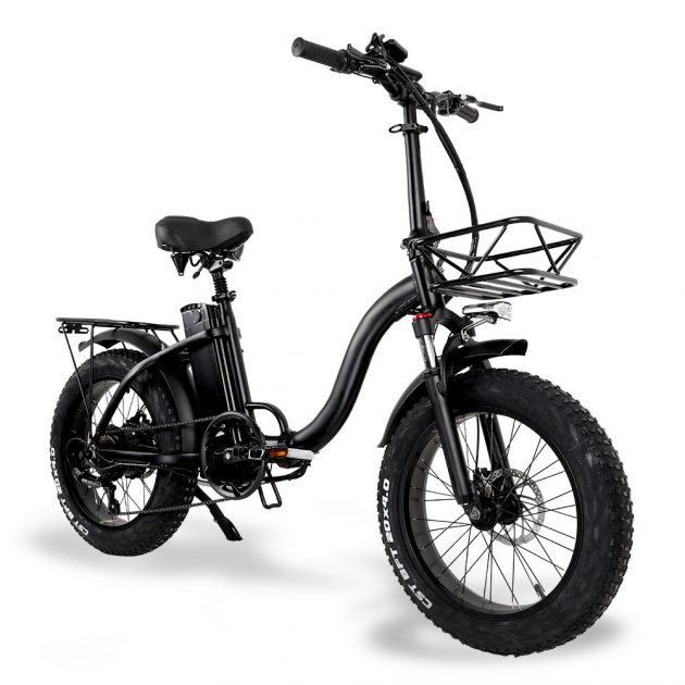 CMACEWHEEL Y20 48v 15Ah 750W 20in Folding Electric Bike