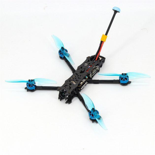 "Eachine SHADOW FREND 2~4S 180mm 4"" Long Range RC Drone PNP with VISTA KIT/Nebula Nano"