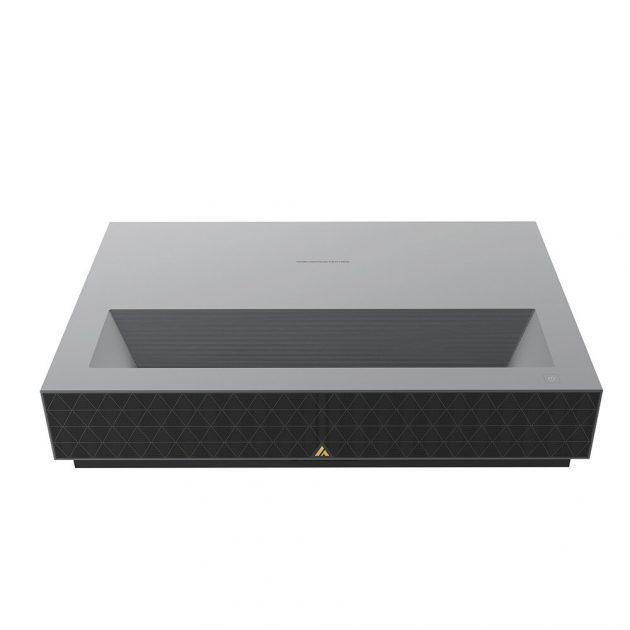 [EU stock - CZ] [English Version] Fengmi 4K Cinema Pro Laser Projector 2400 ANSI Lumens 3GB 64GB 300 inch ALPD 4K BT4.0 New Fengmi OS Projector