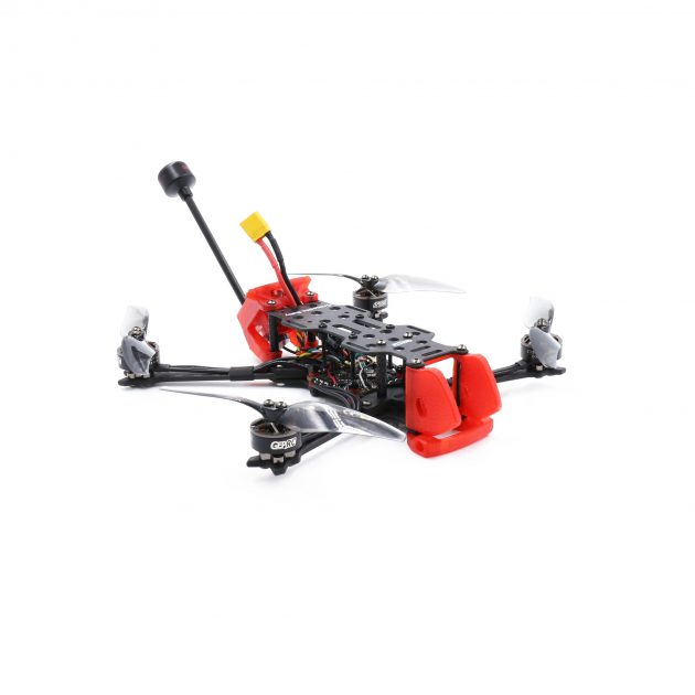 GEPRC Crocodile Baby 4 Inch 4S LR Micro Long Range FPV Racing Drone PNP/BNF Without FPV System F4 FC 20A ESC 1404 2750KV Motor - Frsky XM+ Receiver