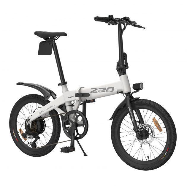 [EU stock - UK] HIMO Z20 10AH 36V 250W Folding Electric Bike 20inch Tire 25km/h Top Speed 80km Mileage Range 6-speed Transmission Smart Display Dual Disc Brake