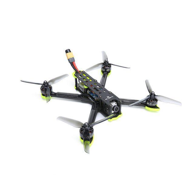 iFlight Nazgul5 HD 6S 5 Inch 240mm Freestyle FPV Racing Drone PNP/BNF Caddx Vista DJI Cam XING-E 2207 1800KV SucceX-E F4 45A ESC - TBS Crossfire Receiver