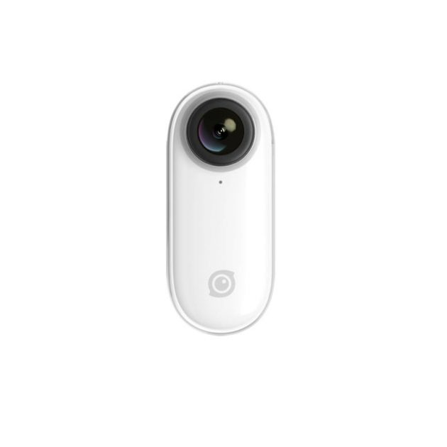 Insta360 GO 1080P Sports Action Camera Stabilized Auto Edit Hands-free Slow-mo Vlog Video Cam