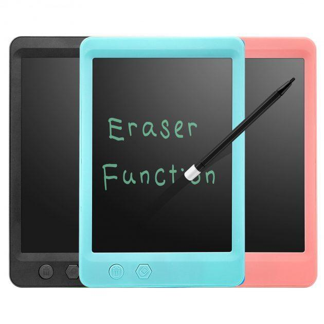 [EU stock - CZ] NewLight NLT-L085CE 8.5 inch Smart LCD Writing Tablet Electronic Drawing Writing Board Portable Handwriting Notepad Gifts for Kids Childrens
