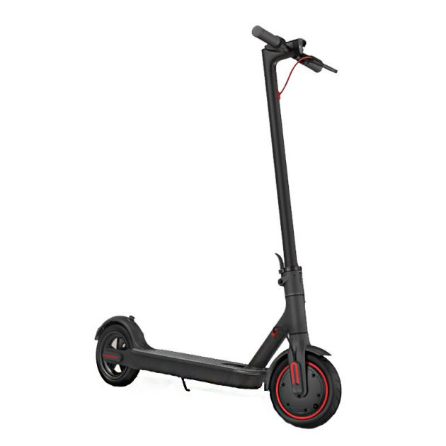 Xiaomi Electric Scooter Pro 300W Motor 3 Speed Modes 25km/h Max. Speed 45KM Mileage Range 12.8Ah Battery Double Brake System
