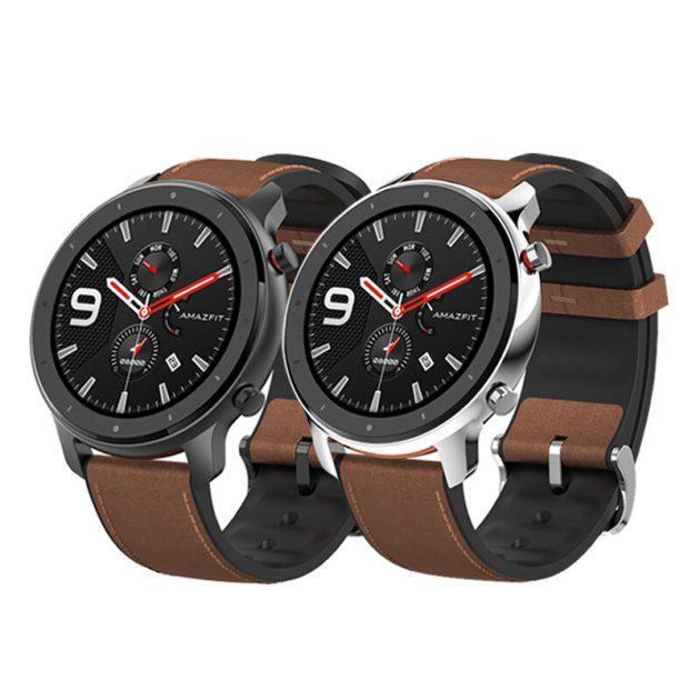 Amazfit GTR 47MM AMOLED Smart Watch GPS+GLONASS