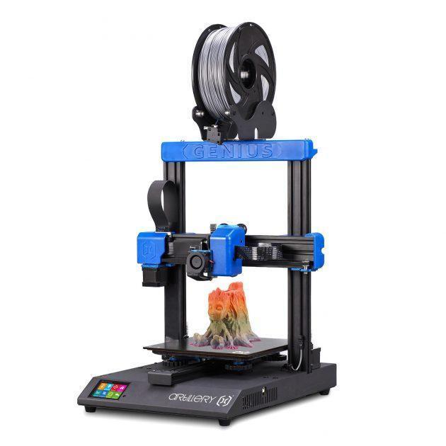 [EU stock - CZ] Artillery Genius 3D Printer Kit