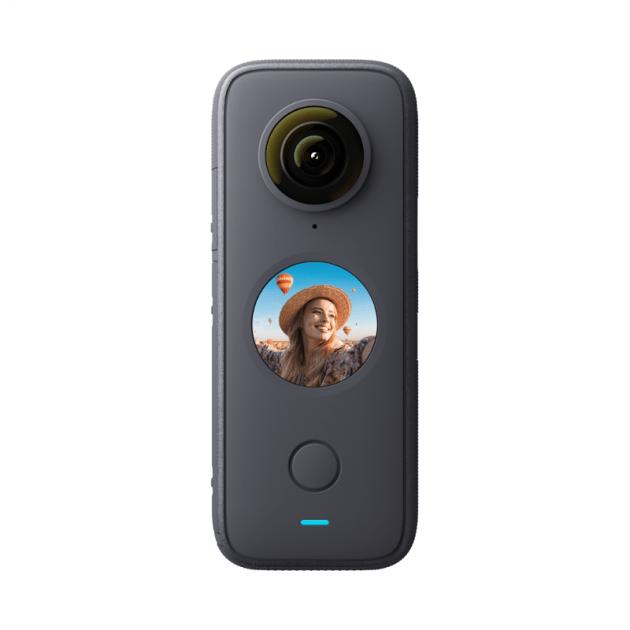 Insta360 ONE X2 5.7K Sport Panoramic Action Camera Pocket