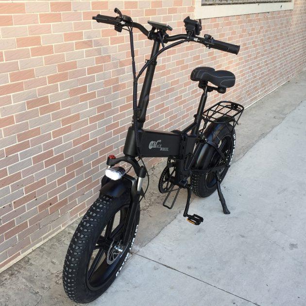 [EU stock - CZ]  CMACEWHEEL RX20 One Wheel 15Ah 48V 750W Electric Bike