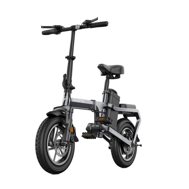 [EU stock - CZ]  ENGWE X5S 15Ah 48V 350W 14in Chainless Folding Electric Bike