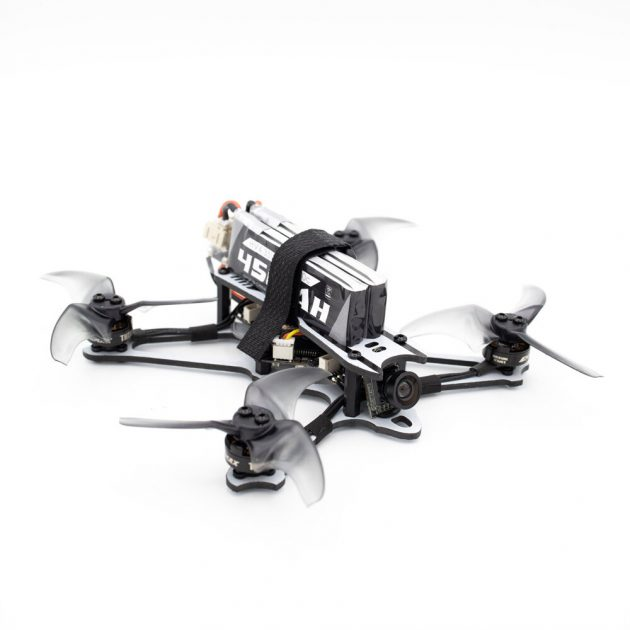 EMAX Tinyhawk Freestyle 115mm 2.5inch F4 5A ESC FPV Racing RC Drone BNF Version