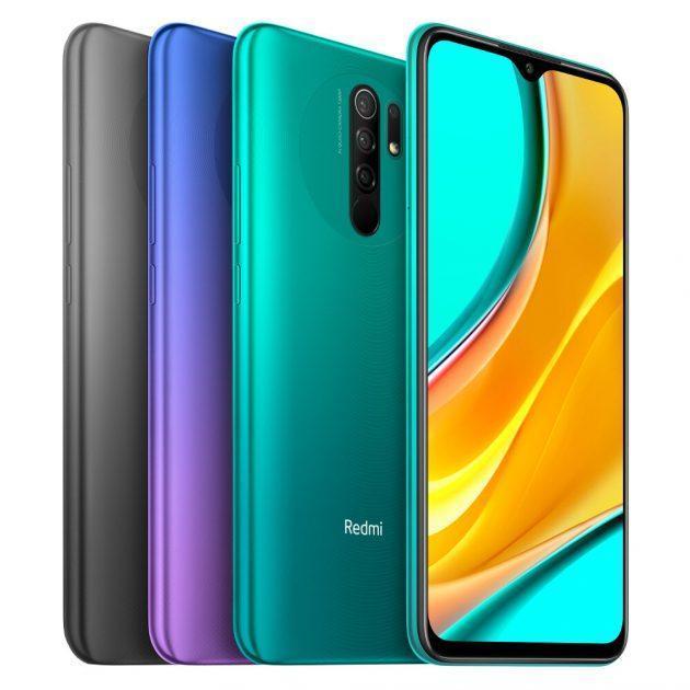 Redmi 9 NFC 3GB 32GB